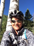 Dr. Stacie Grossfeld, sports medicine physician and orthopedic surgeon, enjoys cycling outside and spinning at the gym during her free time.