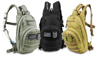 3V Gear Introduces a New Rugged Hydration Pack