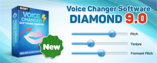 Audio4fun Introduces New Upgrade for Their Leading Voice Changer Software Diamond