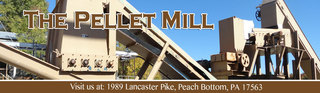 Kingdom BioFuel Opens Wood Pellet Mill in Lancaster County, PA
