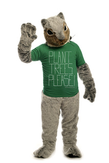Flow Creative creates Treeless Squirrel, a character dedicated to planting trees