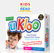 uKloo game to be played in Kids Need to Read literacy program