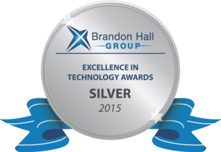 "Once again, Hurix Systems wins the Brandon Hall ""Excellence in Technology"" Award"