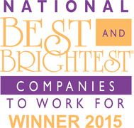 Best and Brightest Companies to Work For 2015