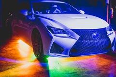 LIGHTfaktor at Beauty Unveiled 2015