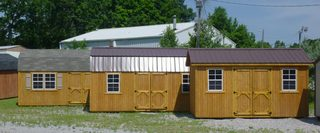 Storage Buildings Builder in KY, Esh's Utility Buildings Develops New Website