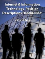 273 IT Job Descriptions Released by Janco
