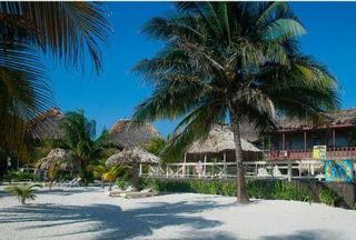 Staying at the Exotic Caye Beach Resort helps raise funds for non-profit organizations.