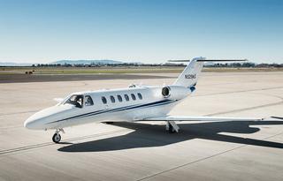 Pacific Coast Jet Adds Citation CJ2+ to Luxury Charter Fleet
