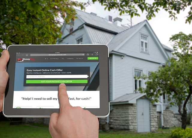 MoneyBug's revolutionary online technology makes it easy to instantly get a real cash offer on your home.