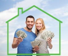 Get an instant cash offer on your home with MoneyBug's patent-pending site technology.