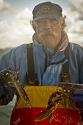 Local fishermen on Sark work closely with Sark Island Hotels to deliver fresh seafood daily
