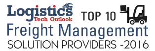 BestTransport Named As Top 10 Freight Management Solution Provider For 2016 By Logistics Tech Outlook