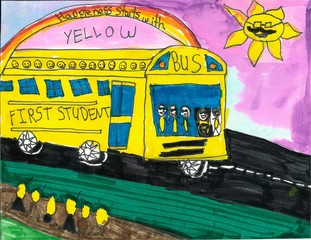 First Student Selects Latest Winning Entries in Artwork Contest