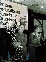 National Family Partnership® Mourns The Loss Of Former First Lady Nancy Reagan