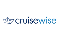 The CruiseWise logo