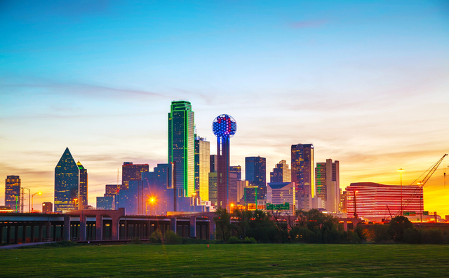 Nationwide data is showing that now is the perfect time to invest in Dallas real estate.