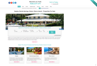 Bonita Naples Real Estate Launches New & Improved Website