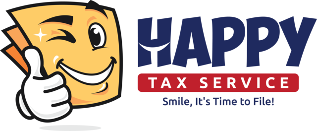Happy Tax Logo