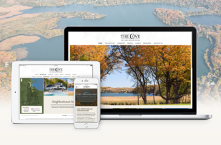 The Cove On Lake Minnetonka Launches New Website, Updates Online Presence