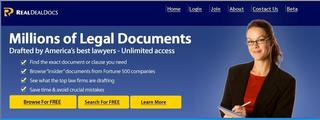 Leading Online Legal Document Resource, RealDealDocs.com, Releases Home Solutions of America Forbearance Agreement