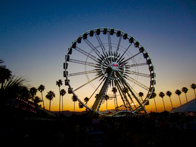 Avoid the traffic and drving hassles by flying jet charter to Coachella Festival or Stagecoach Festival.