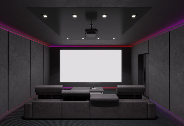Upgrading your home theater can increase the value of your home.