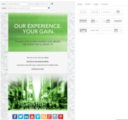 GreenRope Makes Email Designing a Breeze with the EasyBuilder