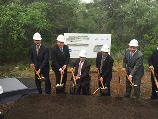 Bob Moore Construction Breaks Ground on GM Financial's Regional Service Center in San Antonio, Texas