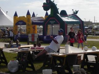 Progressive Builders Team participates in Relay for Life