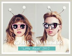 Karen Walker Sunglasses 2012 - At Eyegoodies.com