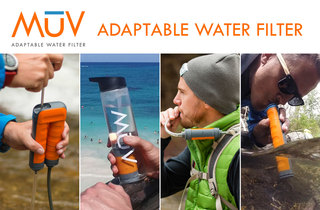 Innovative Water Filter Reaches Goal on Kickstarter in Only 72 Hours