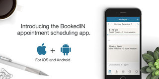 BookedIN launches mobile scheduling app for small business