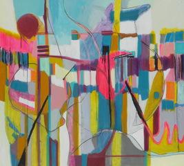 Bonita Art Museum Exhibits New Paintings by Danielle Nelisse