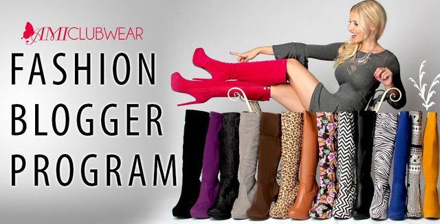 Fashion Blogger Program