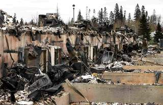 Home Insurance Premiums to Rise in Wake of Fort McMurray