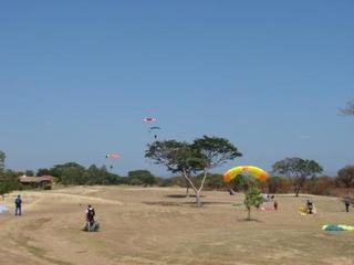 Nicaragua Real Estate Development Gran Pacifica Hosts Tsunami Skydivers