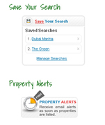Save your Search & Property Alerts for Dubai Property