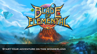 Combat Evil Monsters With Blade of Elemental,