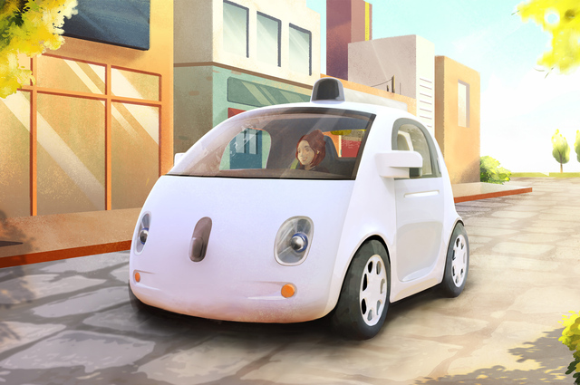 While the auto insurance industry prepares for the inevitable rise of driverless vehicles, the nascent technology still has to win over drivers and prove that it is safe.