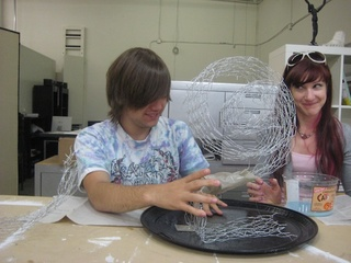 Molding Young Adult Recovery through Creative Arts