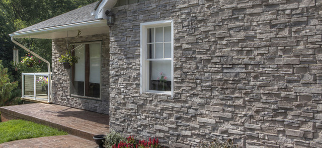 Fusion Stone veneer can improve a property aesthetically while also adding value. Its versatility, affordability, and ease of application make it a go to choice to add extra spark to a property.