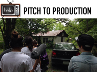 "tellofilms.com expands creative programming with their ""Pitch to Production Contest"""