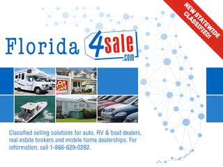 USA4SALE Launches Statewide Florida Classifieds