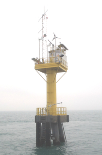 First offshore Lidar platform goes live in Asia