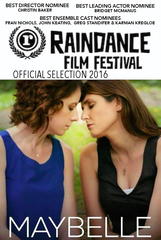"""Original series """"Maybelle"""" receives three nominations at the 24th annual London Raindance Film Festival"""