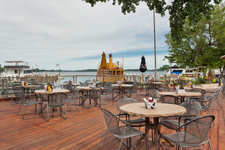 Lakeside Dining, Charter Cruises And Events During Ryder Cup