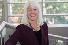 Thomas Jefferson School of Law Associate Dean of Faculty Research and Scholarship, Professor of Law Susan Bisom-Rapp