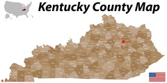 Montgomery County Kentucky has a population of about 28,000 people and Mount Sterling is the county seat.