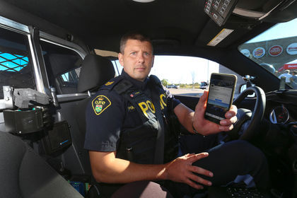 The Ontario Provincial Police (OPP) released the latest number of road deaths related to distracted driving during the first six months of 2016.